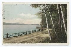Pine Hurst Road, Lower Saranac Lake, N. Y.