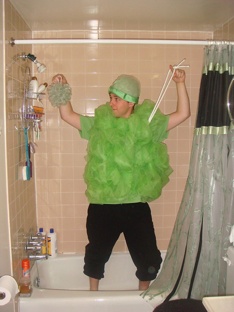 how to make heimlich costume