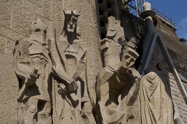 Sagrada Familia - Jesus