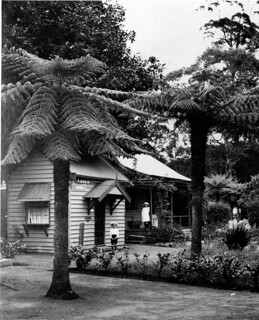 Post Office, Mount Wilson 1915