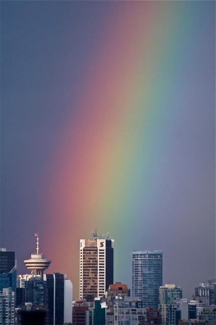 Auspicious Rainbow