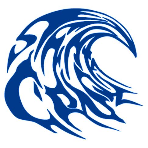 Santa Cruz wave design - a photo on Flickriver