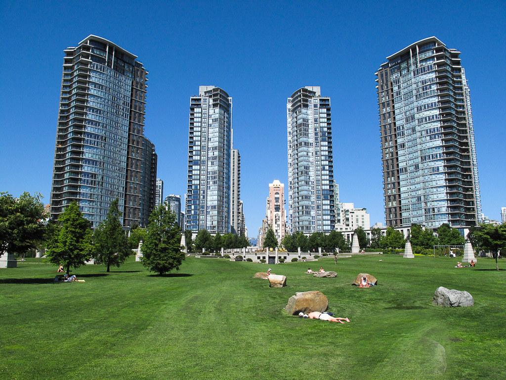 Stanley Park,Vancouver Canada, 2009
