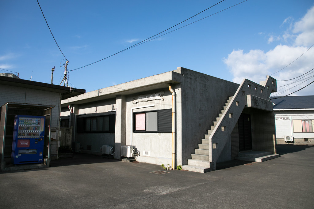ビジネス宿 中里 青ヶ島 取材 #tamashima #aogashima