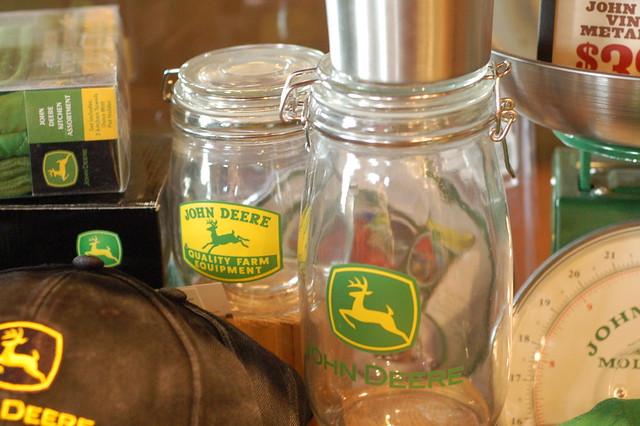 John Deere Jars