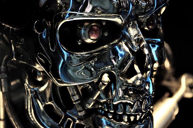 T 800 Terminator Terminator T-800 series model