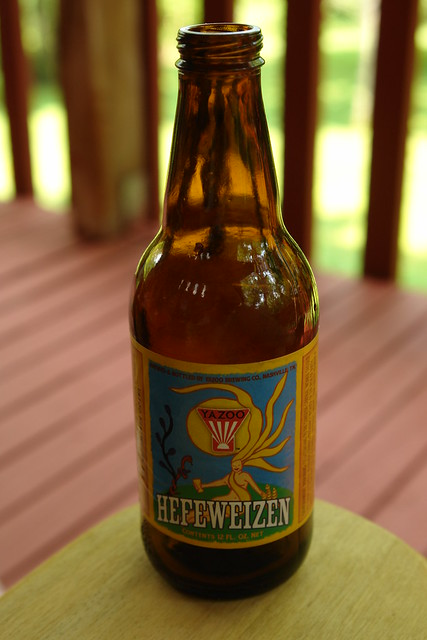afternoon unfiltered wheat
