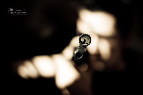 Lock.. Stock.. & One Shooting Barrel!