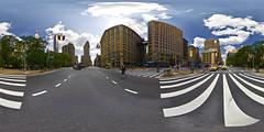 Road to Flatiron Building