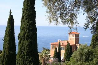 Jardin Hambury - Riviera Italienne