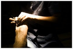 Foot doctoring