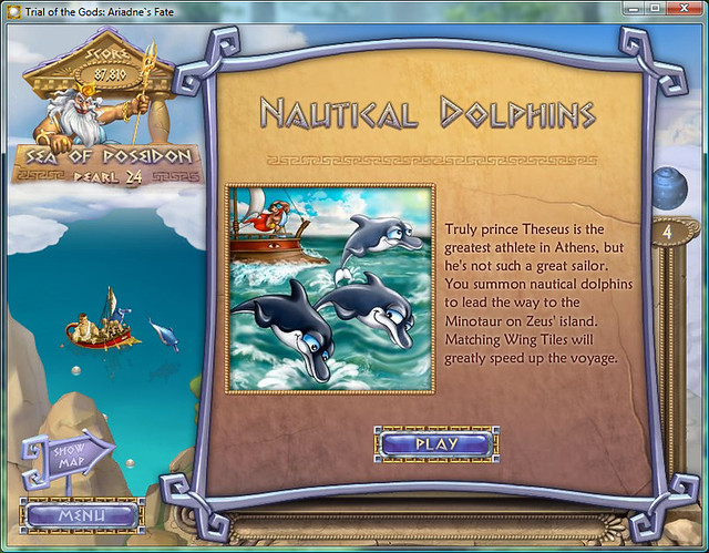 story 3-4 nautical dolphins