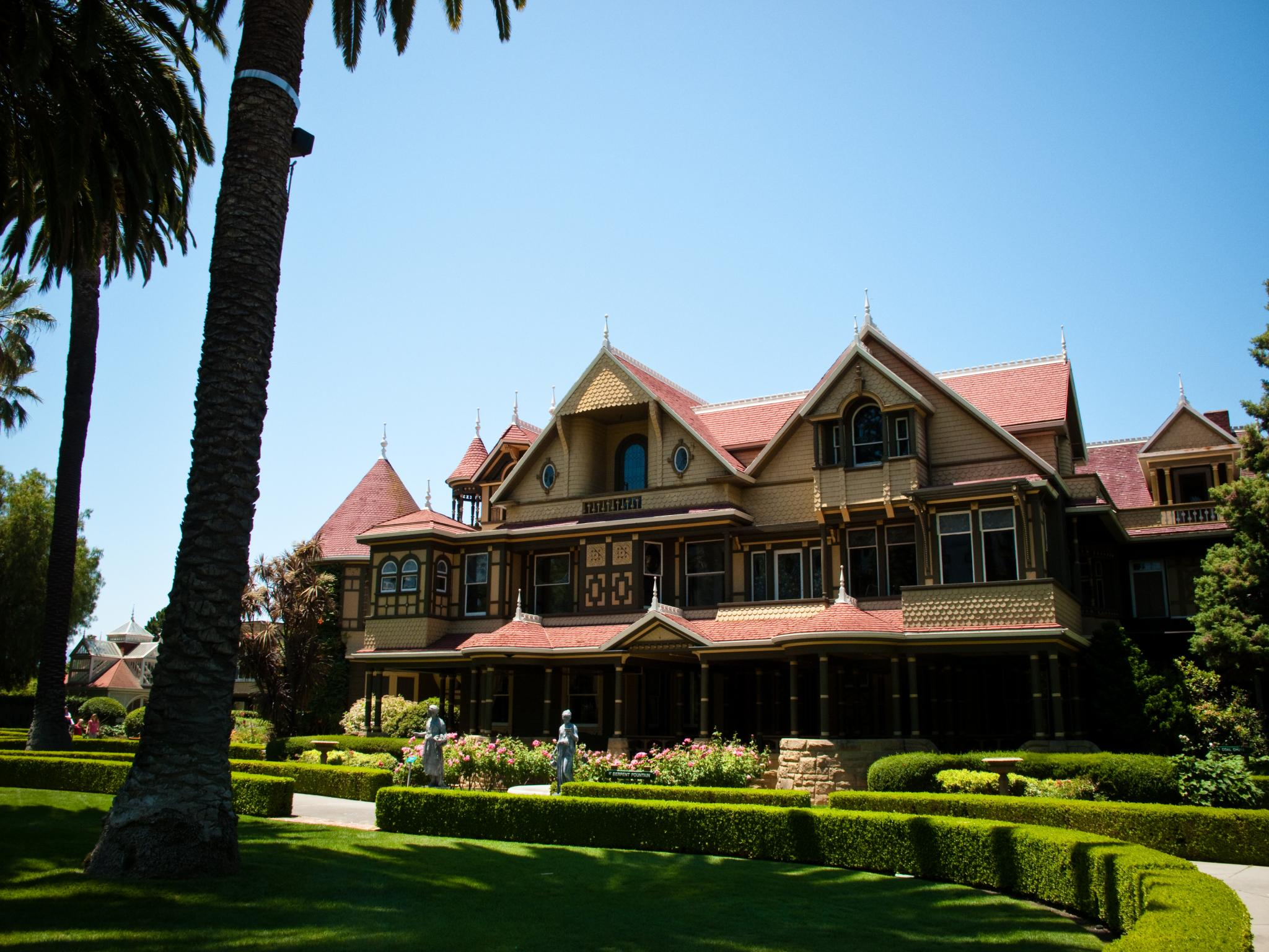 Winchester mystery house flickr photo sharing for The winchester house