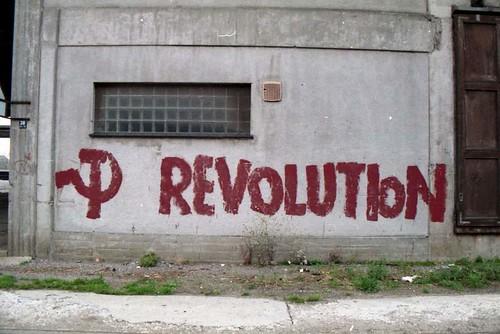 Communist Revolution Islands Brygge, Copenhagen (1998)