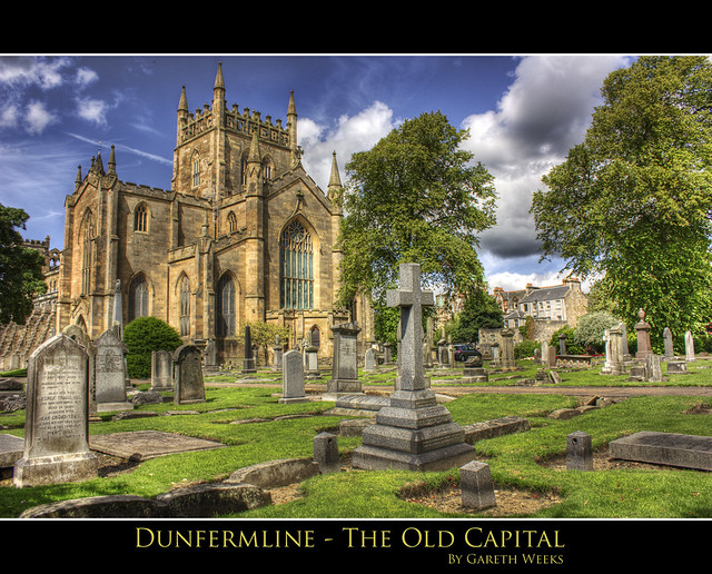 Dunfermline -The Old Capital