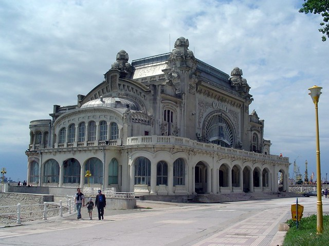 Romania casino constanta