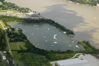 Ohio River near Louisville