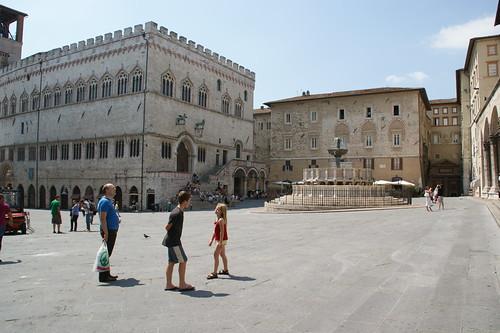 Perugia, Umbria by PhylB