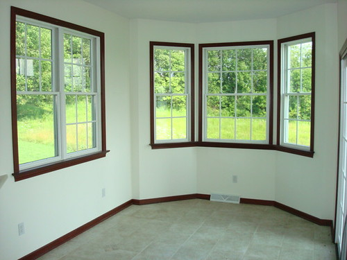Decorating White Windows With Wood Trim Inspiring Photos Gallery Of Doors And Windows Decorating