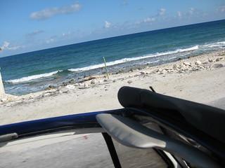 Mezcalitos Oriente Beach görüntü. cozumel