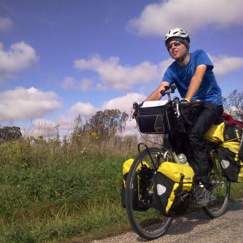 Ryan - Riding from Indiana to Arizona