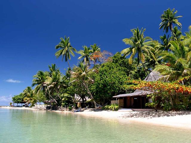 Matangi Private Island Resort Map