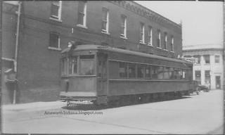 Streetcar circa 1930