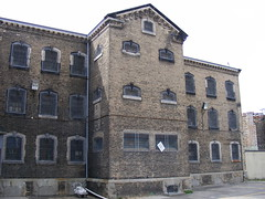 Back of the Jail