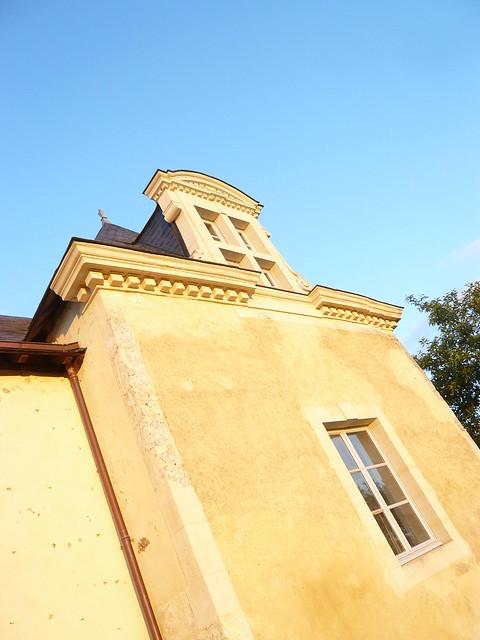 Coup de soleil sur le pavillon sud by manoir de la boirie flickr pho - Coup de soleil mobilier ...