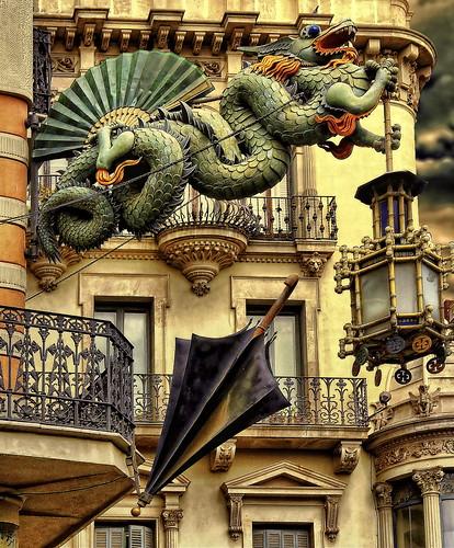 barcelona españa spain catalonia catalunya cataluña ramblas benquerencia reinante jlmieza thesuperbmasterpiece —obramaestra— reinanteelpintordefuego joseluismieza