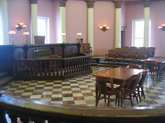 West Courtroom