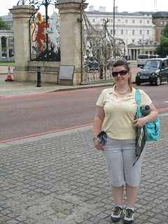 Me & Eeyore @ Queen Elizabeth Gate, Hyde Park Corner, London