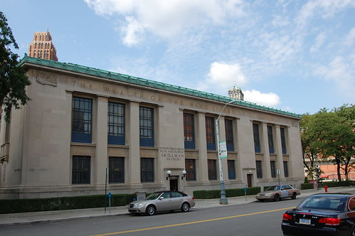 Detroit Public Library, Skillman Branch