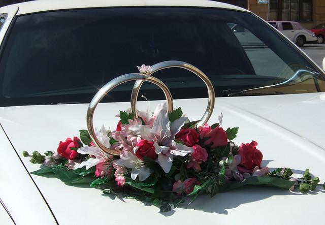 Wedding Car Decorations Calgary