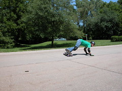 inline skating(0.0), asphalt(1.0), skateboarding--equipment and supplies(1.0), footwear(1.0), skateboarding(1.0), skateboard(1.0), longboarding(1.0), extreme sport(1.0), longboard(1.0),