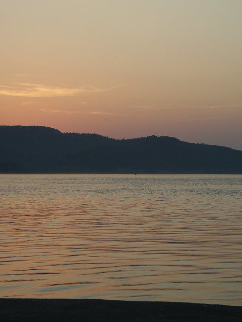 Sunset at Canakkale