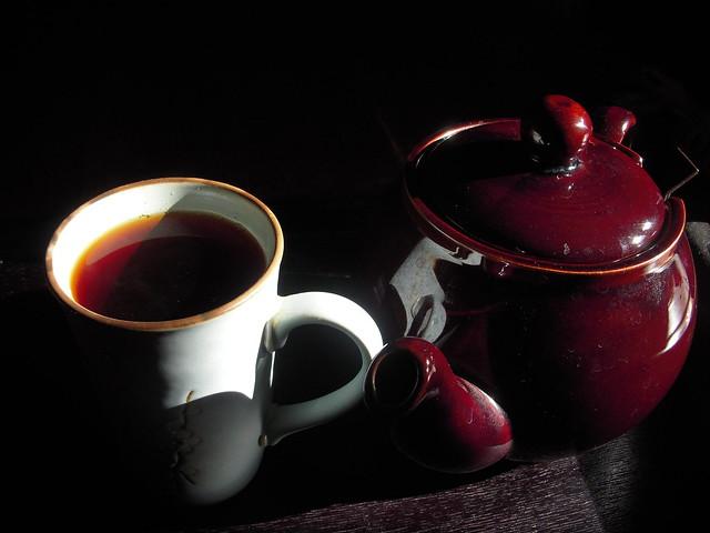 My morning tea! EXPLORED!, Nikon COOLPIX S52