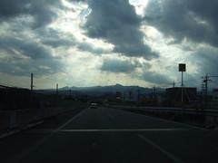border road