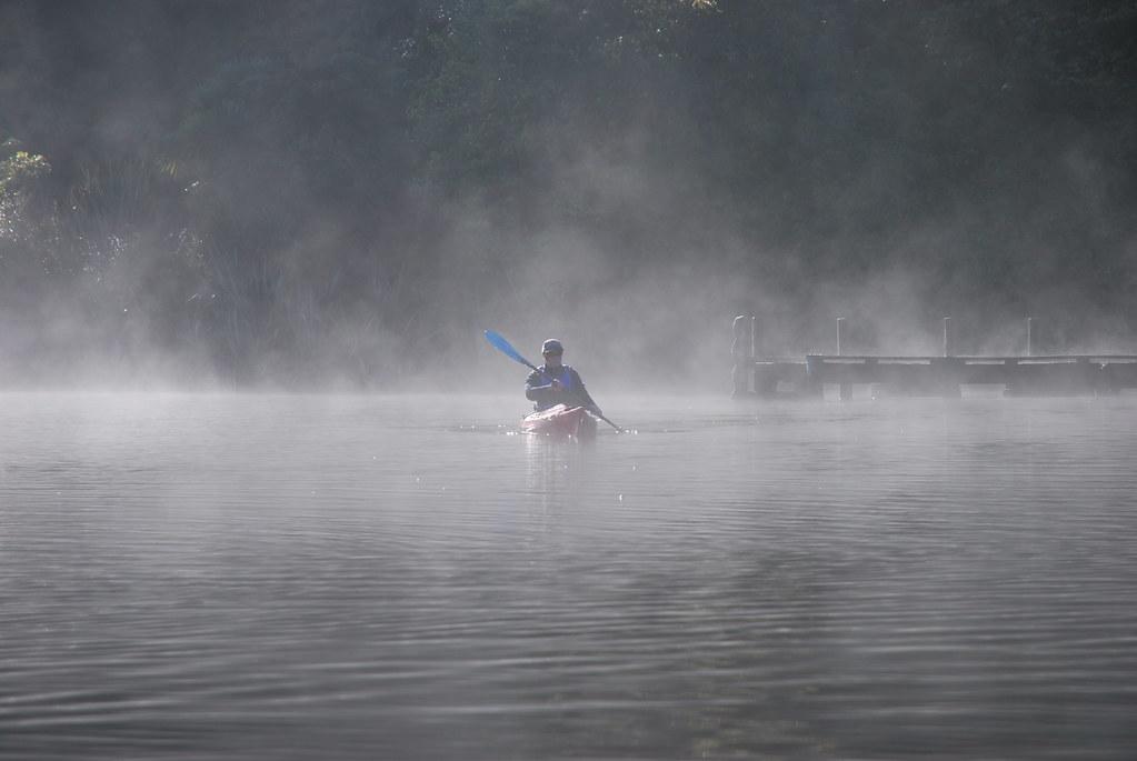 Franz Josef - Lake Mapourika - Kayak - West Coast - New Zealand