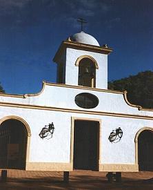 Parroquia de Santa Ana de Los Guácaras, Corrientes, Argentina ~ Original = (960 x 1189)
