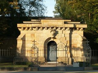 Fabrice Mausoleum Stauffenbergallee Dresden Albertstadt Sachsen 164