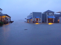 Bubba's Seafood Restaurant - Flooded in the Great Nov 09 Nor-easter_2009_1112