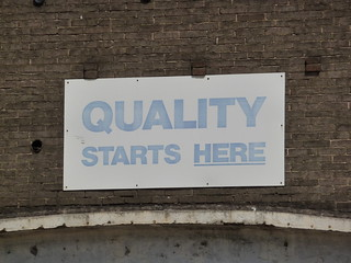 Ford - Quality Starts Here | by lydia_shiningbrightly