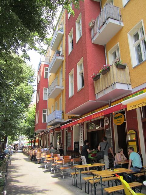 Cafes Simon Dach Stra Ef Bf Bde