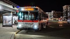WMATA Metrobus 2005 Orion VII CNG #2567