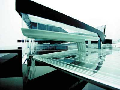 Zaha Hadid Bmw Central Building 2 A Gallery On Flickr