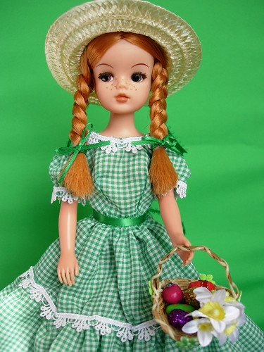 HAPPY EASTER!  ('09) by Altered Image Dolls