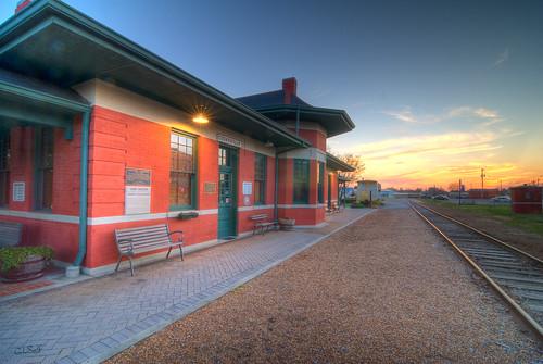nikon trains depot d200 hdr 10millionphotos 7xps tokina1116mmf28