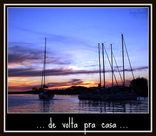 sunset pordosol sun brasil sailboat sunrise boat barco pelotas laranjal entardecer veleiro mywinners