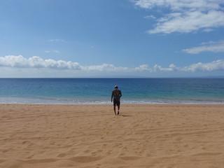 Polihua Beach, Lanai